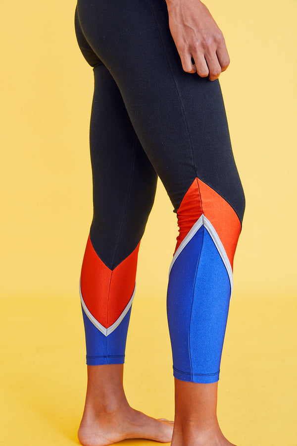 Cotton & Spandex Super Hero Pants