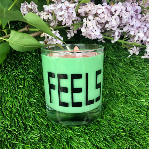 Feels NYC Candle Tall Grass
