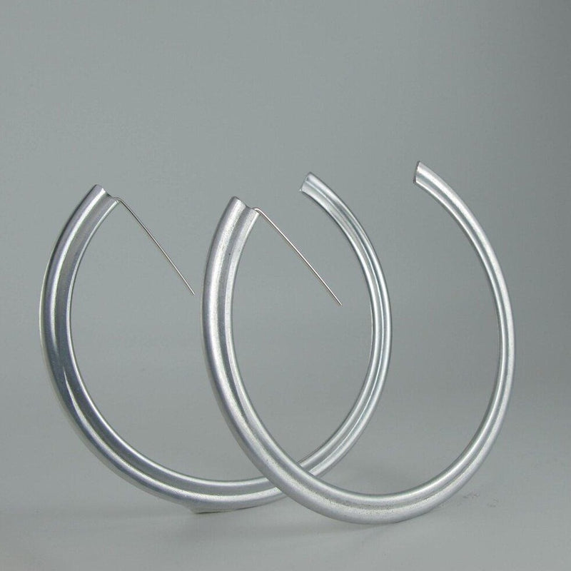 Large Hoops by Lorelei Gruss