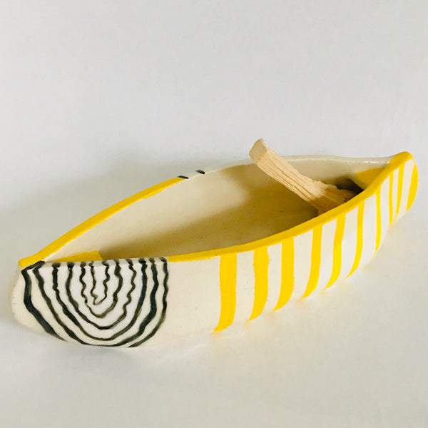 Incense canoe: Banana Boat