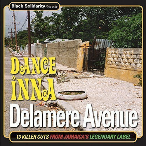 Black Solidarity Presents - Dance Inna Delamare Avenue