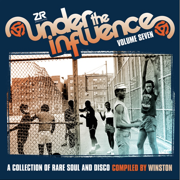 Winston - Under the Influence Volume Seven