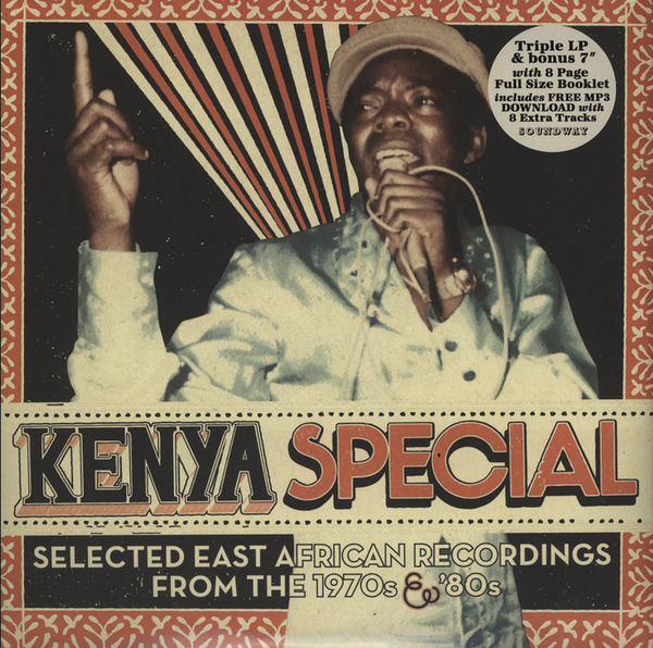 Kenya Special: Selected East African Recordings from the 1970s & '80s -VA