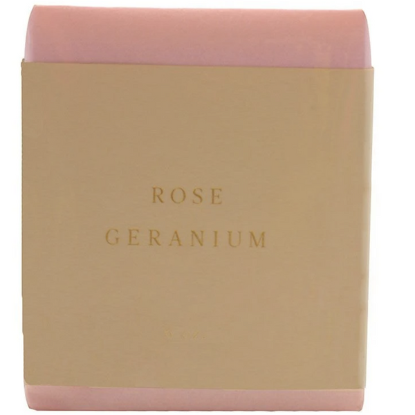 Saipua Rose Geranium Soap Bar