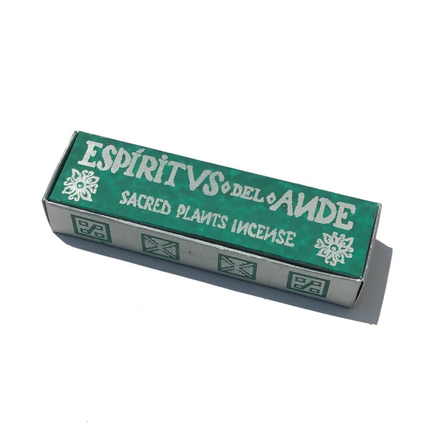 ESPIRITUS DEL ANDE INCENSE PALO SANTO BLENDS (Rosemary)
