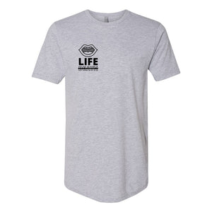 SpeakLife® Curved Hem Tee