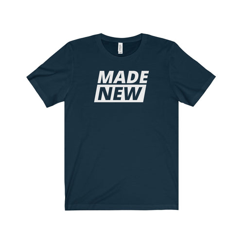 Made New® Jersey Short Sleeve Tee