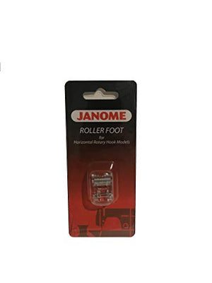 Janome Sewing Machine Foot Kit - Home Decor Accessory Bundle for Standard Top Load Horizontal Rotary Hook Machines
