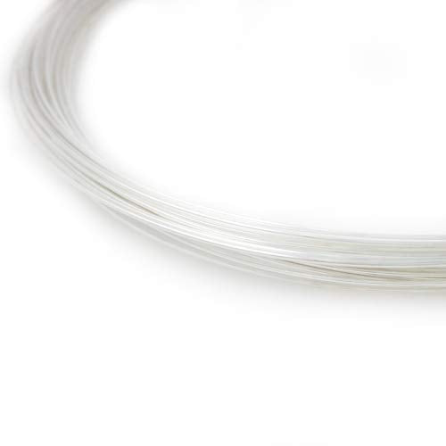 16 Gauge, 925 Sterling Silver Wire, Round, Dead Soft - 25FT from Craft Wire