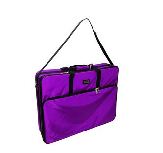 Mascot Metropolitan Tutto Embroidery Bag Extra Large X, Purple