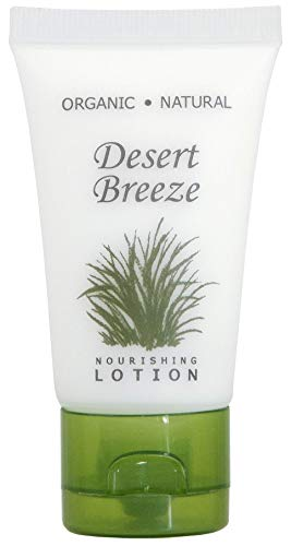 Desert Breeze Lotion, Travel Size Hotel Toiletries, 1 oz Flip Cap (Case of 300)