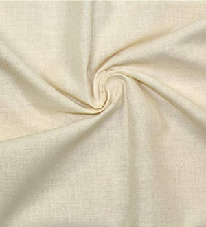 Roc-lon 86290 No.5127 107 to 108-Inch Wide Permanent Press Muslin, 15-Yard, Unbleached