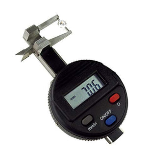 GemOro 4617 Sure Precision Digital Gemstone Gauge, Black