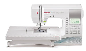 SINGER | Quantum Stylist 9960 Computerized Portable Sewing Machine