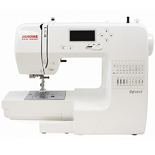 Janome Sewing Machine DC1018 Computerized w/ 2-Piece Bonus Kit