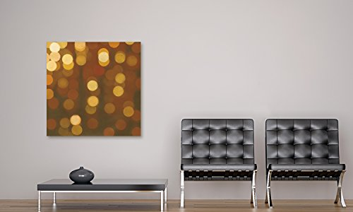 Gallery Direct 'Evening Warmth II' Canvas Gallery Wrap by Sean Jacob, 24-Inch by 24-Inch