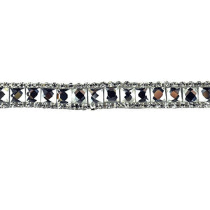 BELAGIO BRSY-21-11 Enterprises Iron-On Rhinestone Jewel Trim