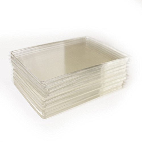 Gelli Arts Student Gel Plate 5X7 Inch, 11-Pack, Clear
