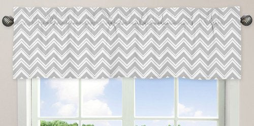 Sweet Jojo Designs 4-Piece Pink and Gray Chevron Childrens and Kids Bedding Girls Twin Set