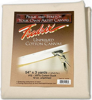 Tara Materials 15123 72 in X 3YD Folded Canvas Blanket