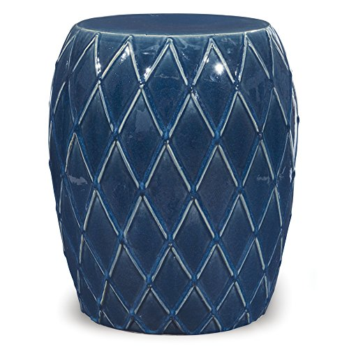 Porch & Petal SR216 Harlequin Stool