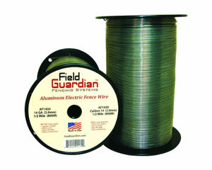 Field Guardian 14-Guage Aluminum Wire, 1/2-Mile