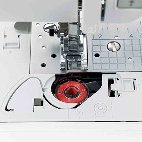 Brother Designio Series, DZ2400, Computerized Sewing and Quilting Machine, 185 Built-In Stitches, Backlit LCD Display, Advanced Easy Needle Threading System, Variable Speed Control