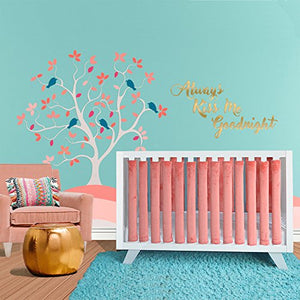 Pure Safety Vertical Crib Liners in Luxurious Minky Coral 24 Pack