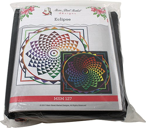 Shadow Play Eclipse Quilt Kit Maywood Studio