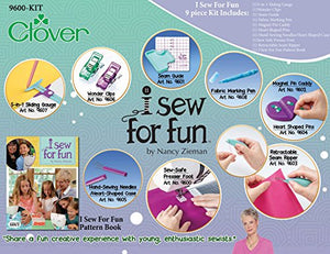Clover 9600-KIT I Fun Sewing Bundle