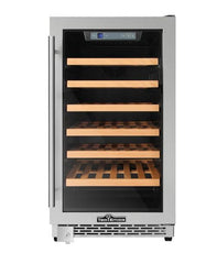 Free Standing Thor Kitchen Wine Cooler