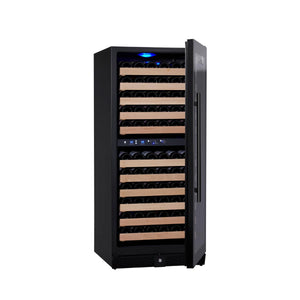 "KingsBottle Wine Cooler KBU-100DX- 24"" Wide 106 BottlesDual Zone"