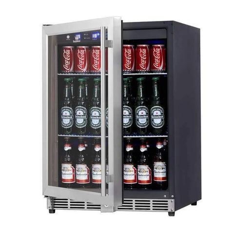 "KingsBottle Beverage Center KBU50BX- 24"" Wide 98 Bottles"