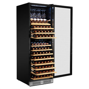 AKDY WC0081 121 Bottle Wine Cooler 23.5