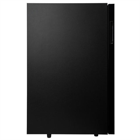 "Image of AKDY WC0072 16 Bottle Wine Cooler 11.75"" Wide Dual Zone Free Standing w/ Black Touch Panel - AKDY - 16 Bottles"