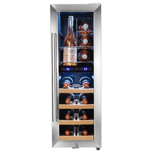 AKDY WC0072 16 Bottle Wine Cooler 11.75