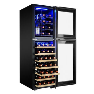 AKDY WC0077 44 Bottle Wine Cooler 15.75
