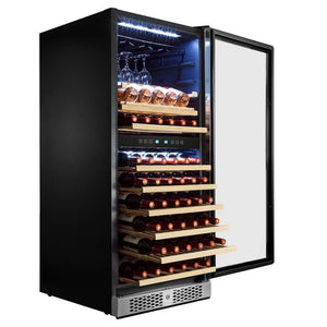 AKDY WC0079 53 Bottle Wine Cooler 23.5