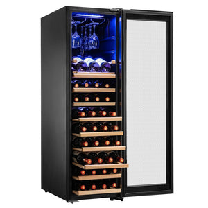 AKDY WC0076 46 Bottle Wine Cooler 15.75