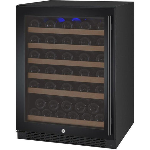Image of Allavino  VSWR56-1BWRN 56 Bottle FlexCount Series Single Zone Refrigerator Wine Cooler - Allavino - 56 Bottles