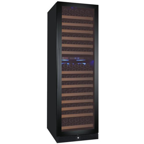 Image of Allavino YHWR172-2SWLN 172 Bottle Flexcount Dual Zone Wine Cooler - Allavino - 172 Bottles