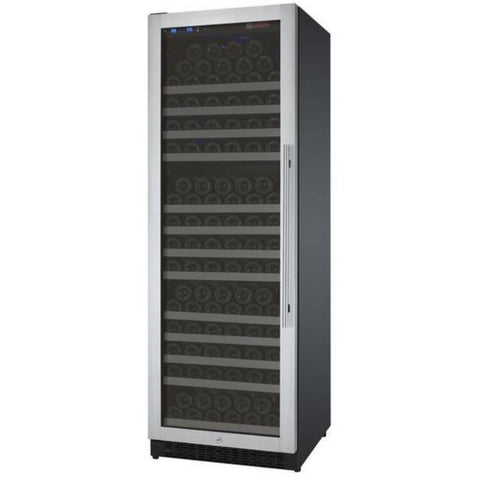 Image of Allavino YHWR174-1SWLN 174 Bottle Flexcount Cellar Single Zone Wine Cooler - Allavino - 174 Bottles