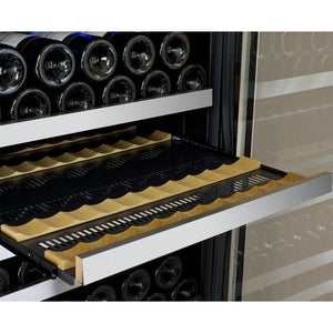 Allavino VSWR177-1SSRN 177 Bottle FlexCount Series Single Zone Refrigerator Wine Cooler - Allavino - 177 Bottles