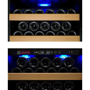 Allavino YHWR305-1BRT 305 Bottle Vite Series Single Zone Refrigerator Wine Cooler - Allavino - 305 Bottles