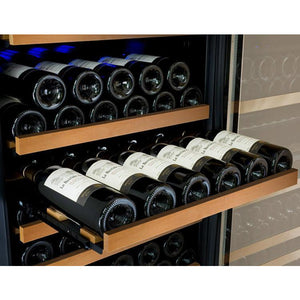 Allavino  VSWR56-1BWRN 56 Bottle FlexCount Series Single Zone Refrigerator Wine Cooler - Allavino - 56 Bottles