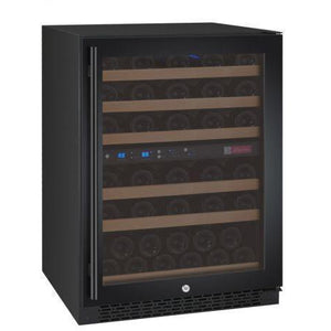 Allavino VSWR56-2BWRN 56 Bottle FlexCount Series Dual Zone Refrigerator Wine Cooler - Allavino - 56 Bottles