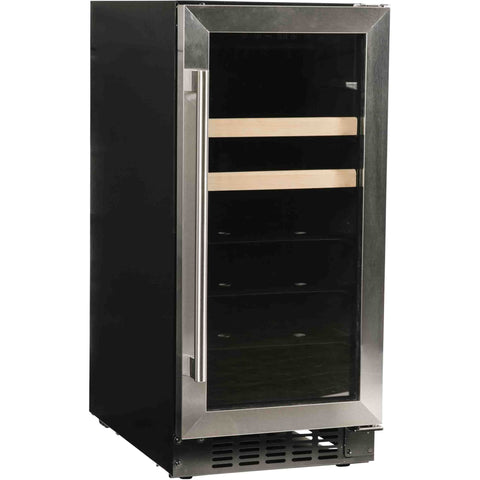 "Image of Azure A115BEV-S Beverage Center- 10 Bottles 15"" Wide Single Zone Freestanding ADA Compliant - Azure - 10 Bottles"