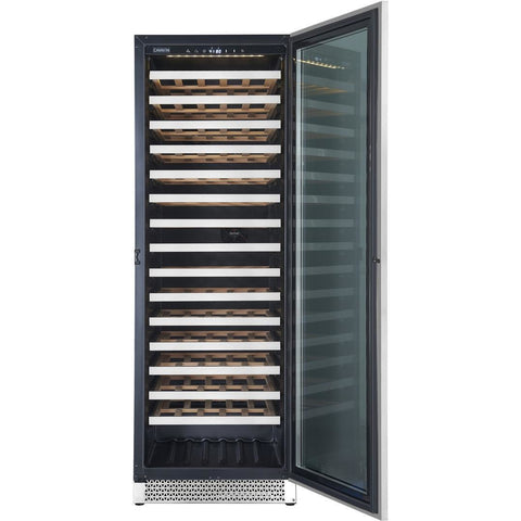 Image of Cavavin V163WSZ Vinoa Series 24 Inch Wine Cooler with Single Zone Temperature for 163 Bottles - Cavavin - 163 Bottles