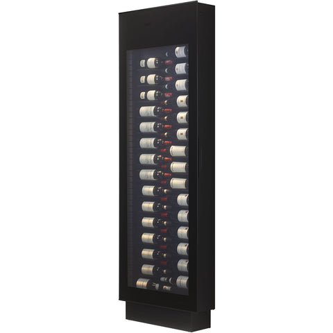 Image of Danby  Contemporary Wine Cooler 30 Bottle Wine Cooler, Digital Thermostat with LED Display, Silhouette Black - Danby - 30 Bottles