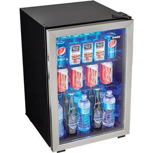 Danby DBC026A1BSSDB  Beverage Center 2. CuFt 17.5